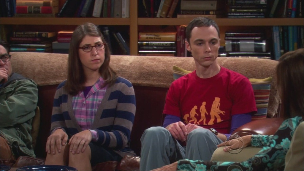 Sheldon dating girl in soft science