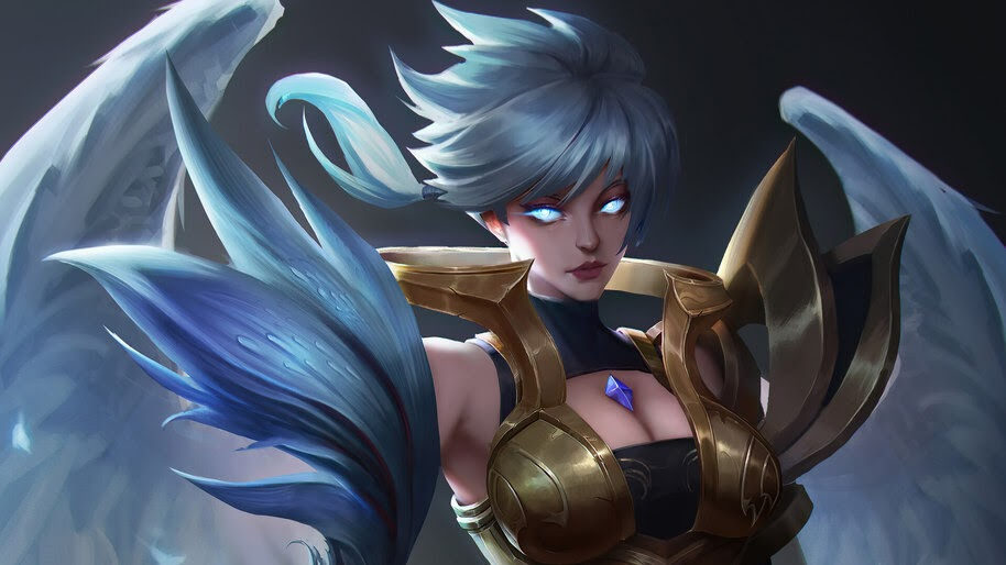 Riven, Dawnbringer, League of Legends, 4K, #7.1815