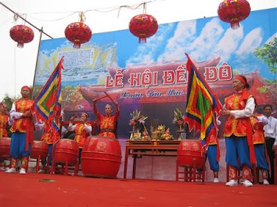 Cho thuê xe đi lễ Hội Đền Đô - Bắc Ninh 1