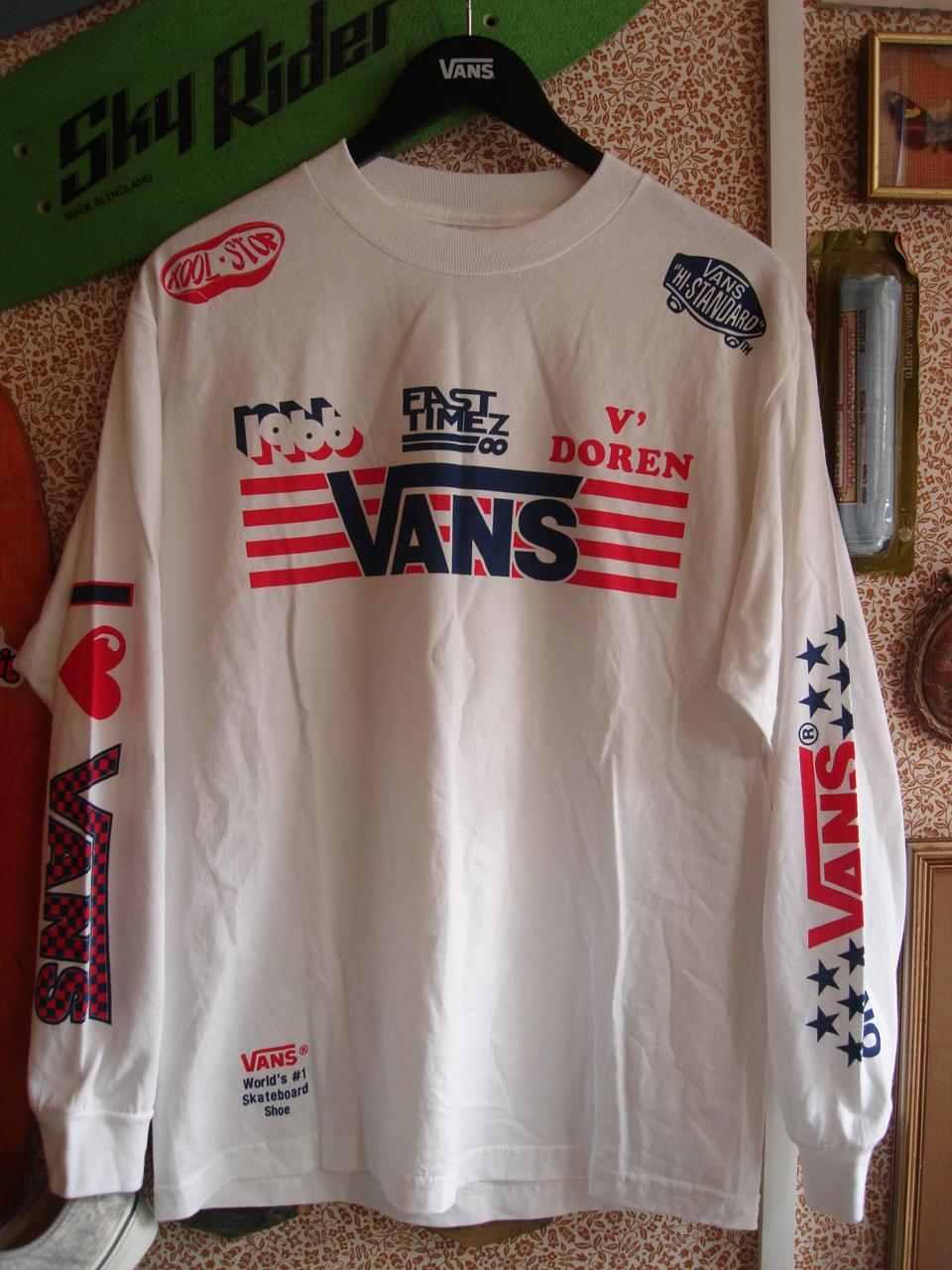 d01d75cd09b093 vans factory team t shirt   Come and stroll!