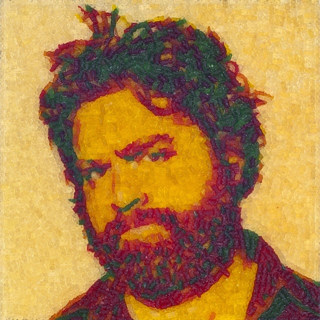 13-Zack-Galifianakis-Jason-Mecier-Paintings-or-Sculptures-in-Portrait-Collage-www-designstack-co