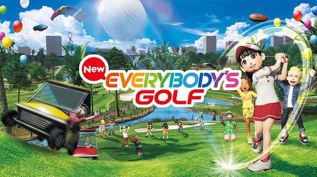 EveryBody's Golf de PS4 hace gala de todos su modos