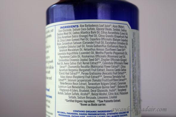 Avalon Organics  Biotin B- Complex Şampuan