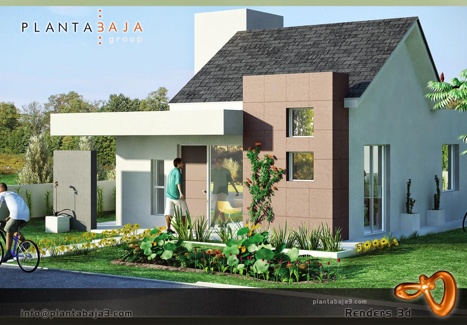 Desain Rumah Type 36 Biasa | Arsihome