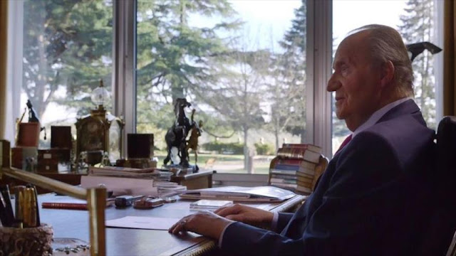 El rey Juan Carlos ofreció € 2 millones por no juzgar a su hija