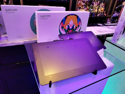 Wacom Tablets and Pens launches in PH