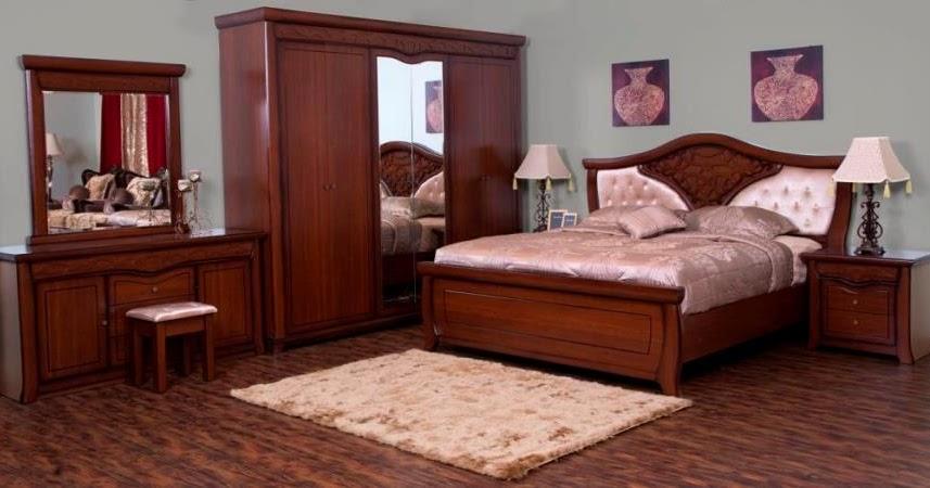 Solid Mahogany Wood Bedroom Furniture Sets Furniture