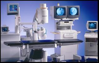 yakni salah satu mekanisme medis yang dipakai  ESWL, Gelombang kejut yang menghancurkan kerikil ginjal