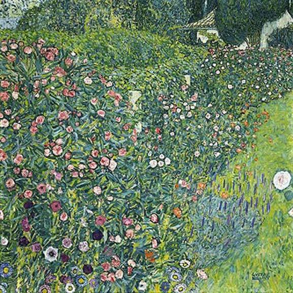 Klimt Italian Horticultural Landscape, 1913