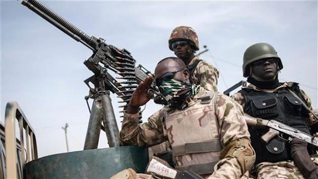 Boko Haram Takfiri terrorist group killed 20 Nigerian soldiers in attack in Borno State