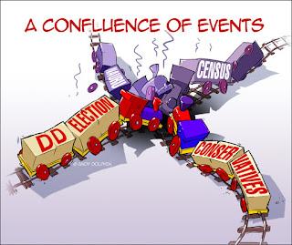 a confluence of events CensusFail NBNFail cartoon