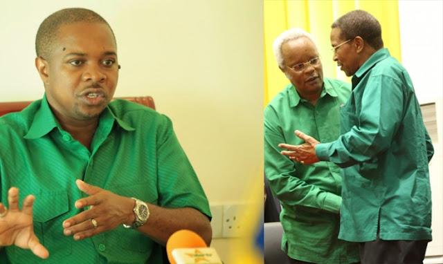 HIVI NDIVYO RIDHIWANI ANAVYOWAPATANISHA KIKWETE NA LOWASSA