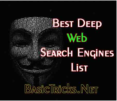 Best deep web search engines list basictricks while looking for the information available on the deep web might seem to be a difficult task to do but with proper guidance of accessing the deep web ccuart Images