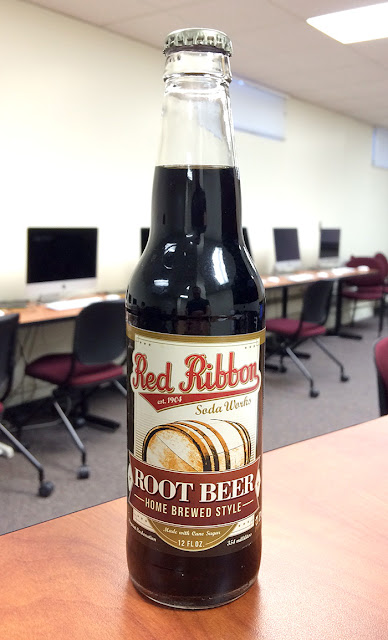 Red Ribbon Home Brewed Style Root Beer