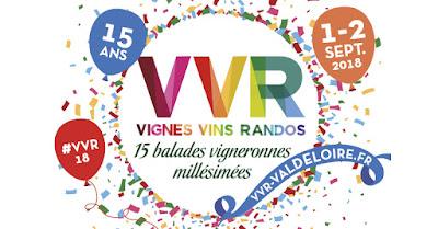 agenda evenements vin septembre 2018 blog beaux-vins 2018 vins VVR Vins Vignes Randos