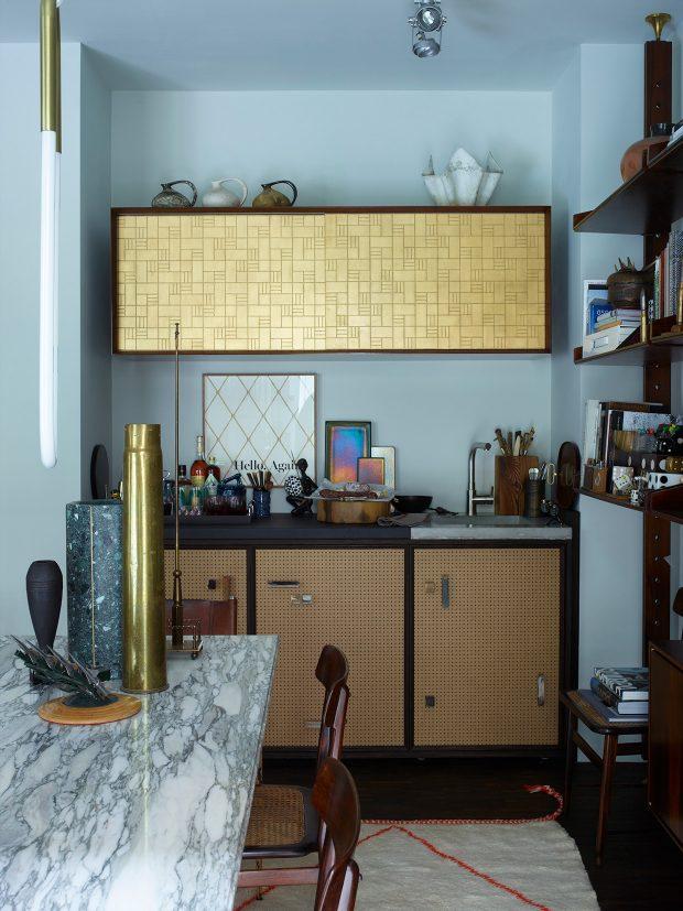 Muebles para casas peque as pon brillo a tu apartamento for Muebles de cocina alve