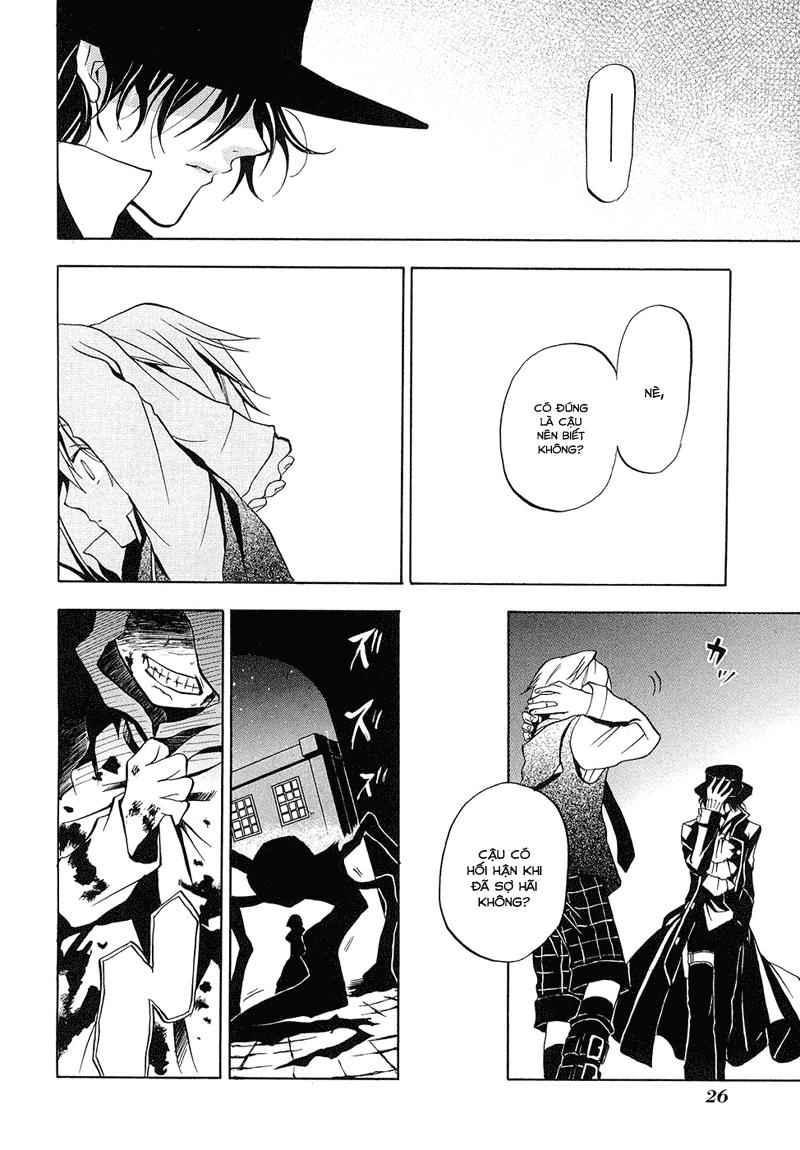 Pandora Hearts chương 005 - retrace: v clockwise doom trang 28