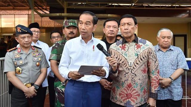 Teror Berantai, Romo Minta Jokowi dan Kapolri Legowo Mundur