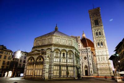 c4596b766 ... campanilha é uma clássica formação da arquitetura cristã que antecedeu  o barroco, como pode ser visto em Pisa e Florença (foto)  (Thinkstock/Thinkstock)