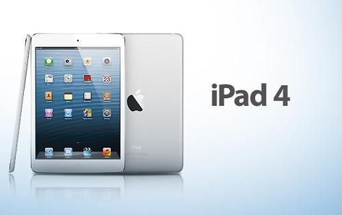 mặt kính iPad 4