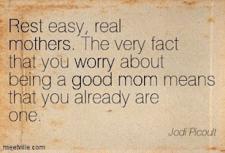 Real Mothers Quote