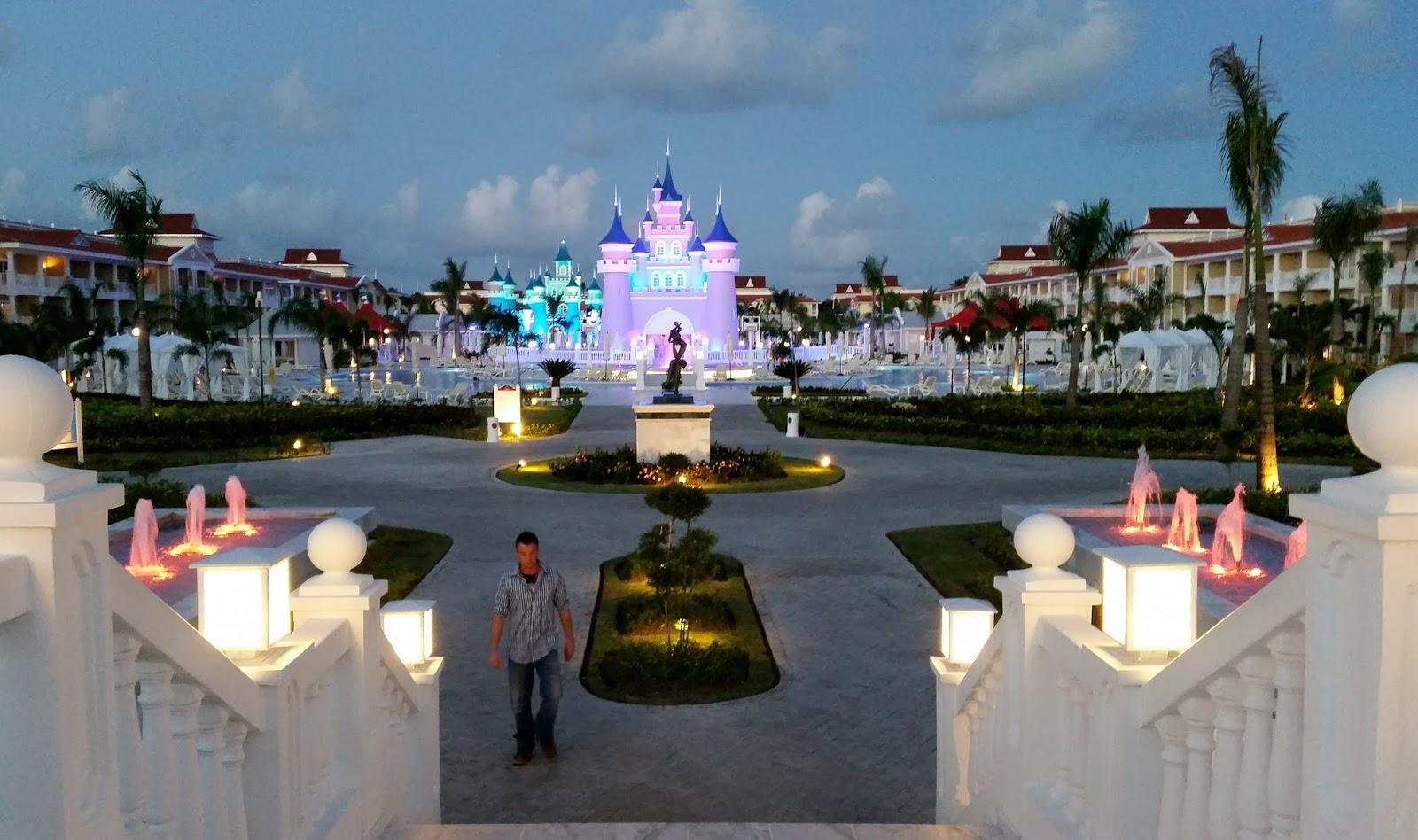 Dominikana hotel bahia principe fantasia Punta Cana