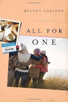 Book Review - All For One - Katrina Roets