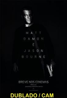 Assistir Jason Bourne – Dublado (2016)