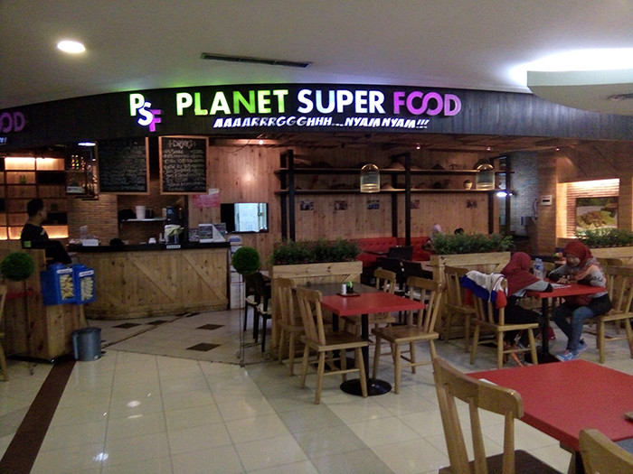 terdar di planet super food masandi wibowo