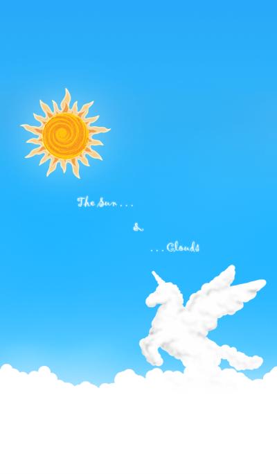 The Sun & Clouds *