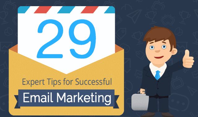 29 Expert Tips for Successful Email Marketing