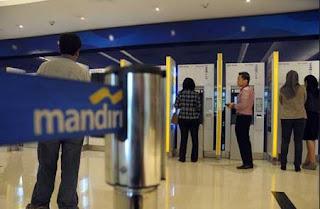 Lokasi ATM Bank MANDIRI Tarik Tunai di JAKARTA SELATAN