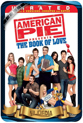 Poster of (18+) American Pie Presents The Book Of Love 2009 UnRated 720p BRRip Download