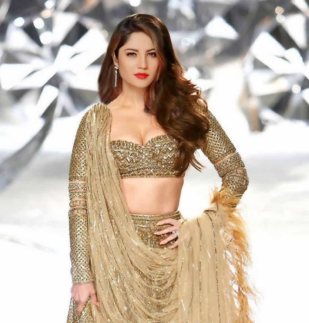 Neelam Muneer hot dress