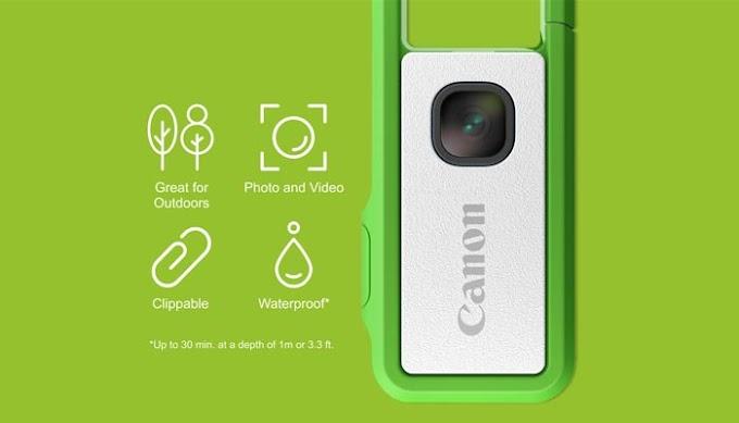 Canon Galang Dana Untuk Produksi Kamera Mini