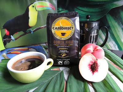 Source: Cafédirect. Cafédirect Tarrazu Terroir Roast & Ground Coffee goes well with fruit.