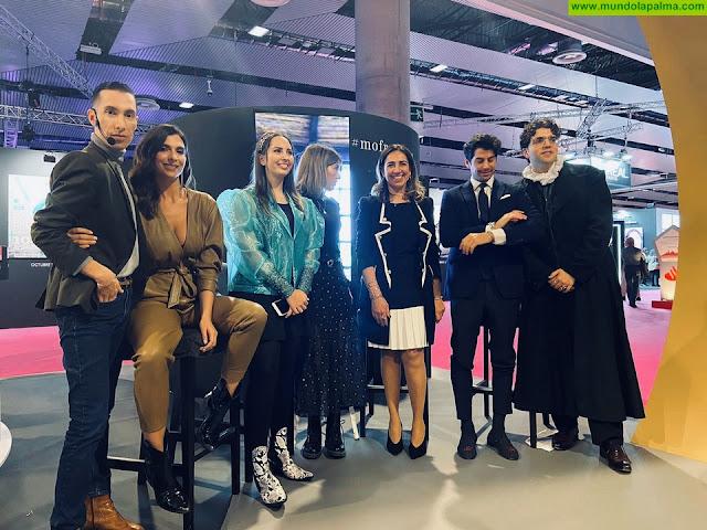 Paloma Suárez habla sobre el futuro del retail español durante la Semana de la Moda de Madrid