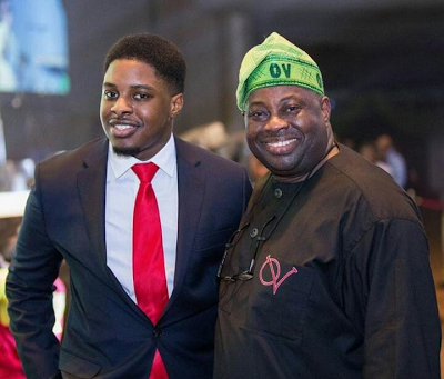Photos: Ovation Publisher, Dele Momodu's Sons Are All Grown Up