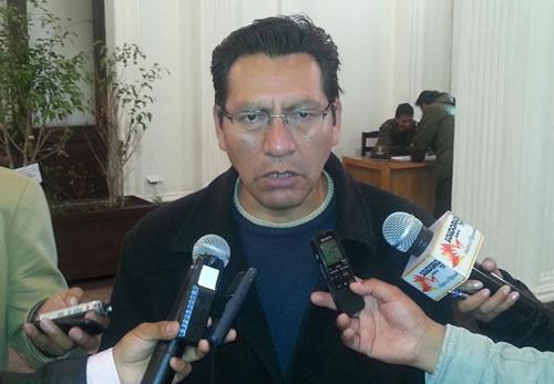 Rene Joaquino plantea se respete el resultado del referendo de febrero