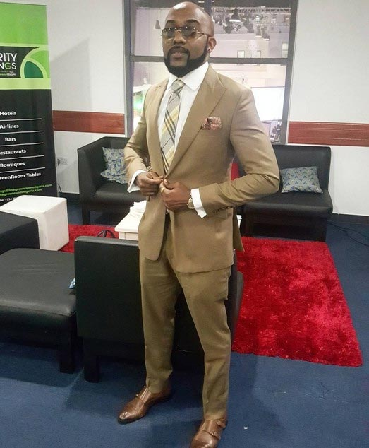 My wedding will be so secret you'll probably need 2 visas to attend - Banky W
