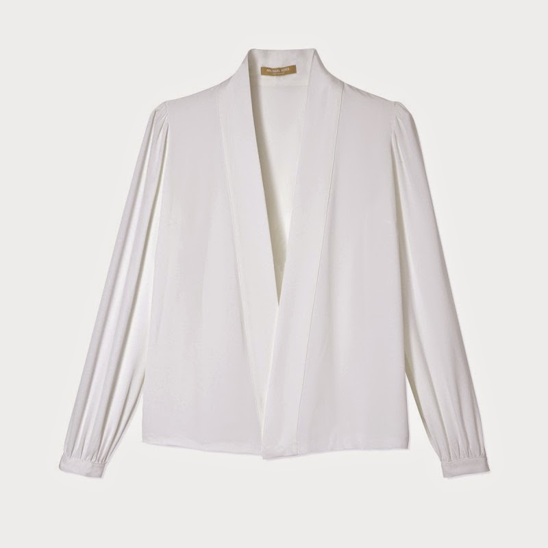 http://shop.harpersbazaar.com/new-arrivals/the-best-of-whats-new/michael-kors-white-silk-marocaine-wrap-blouse/