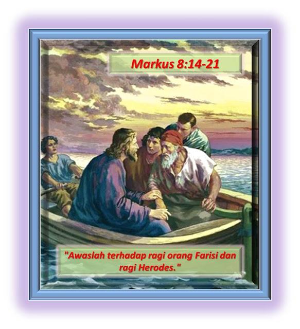 Markus 8:14-21