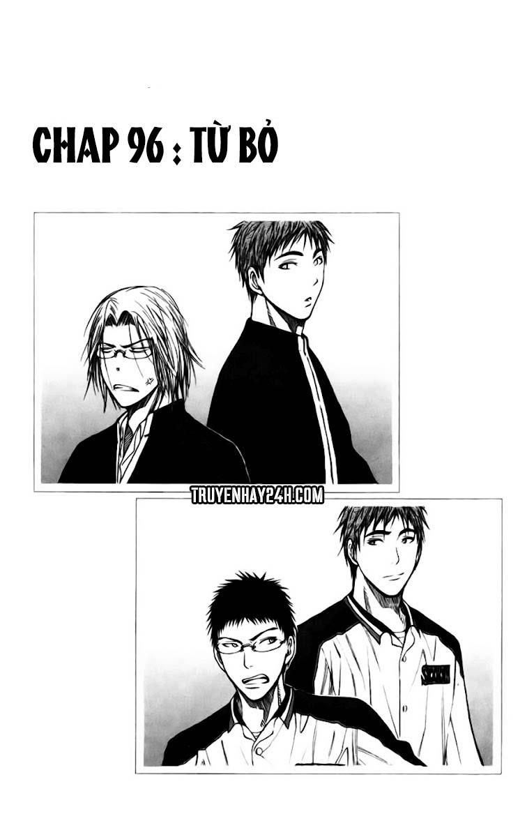 Kuroko No Basket chap 096 trang 1