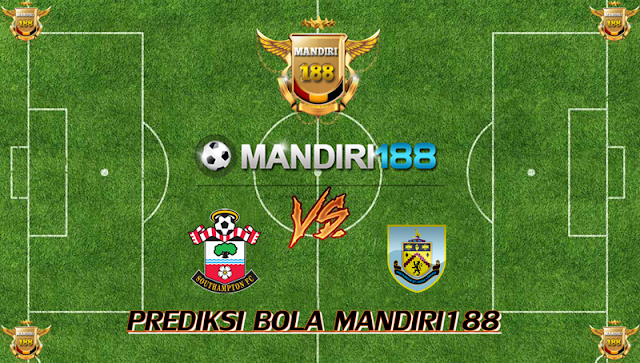 AGEN BOLA - Prediksi Southampton vs Burnley 4 November 2017