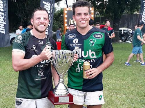 Tucumán Rugby festejó en el parque Guillermina