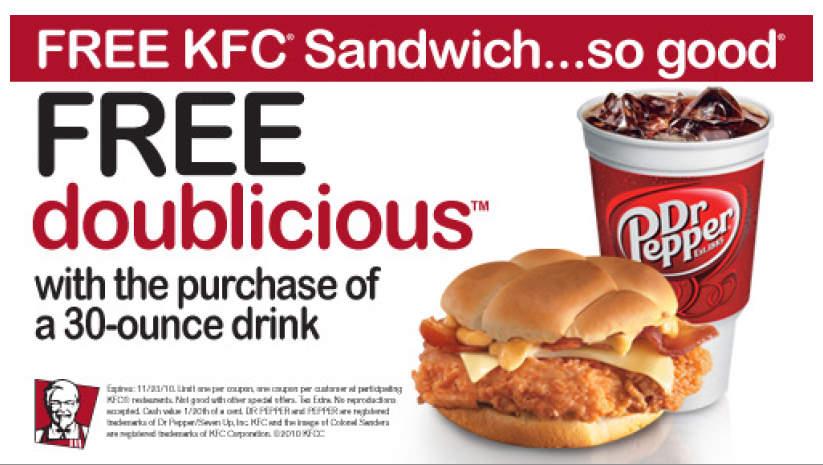 Best Fast Food Deals Thursday