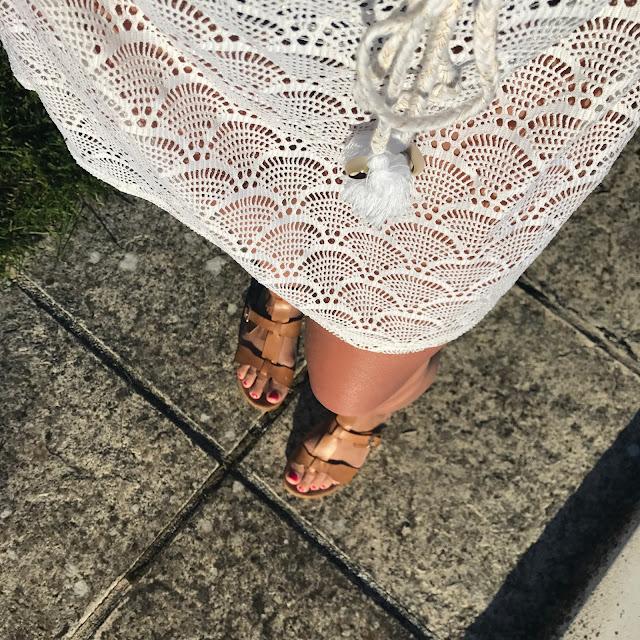 robe de plage etam