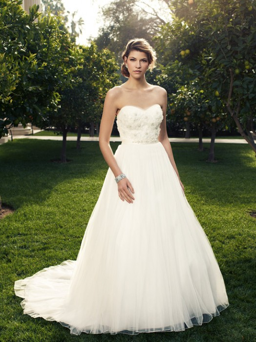 Casa blanca bridal fall 2012 collection my dress of the for Wedding dresses princess cut