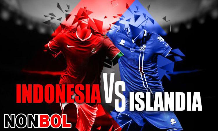 Cuplikan Gol Indonesia 1-4 Islandia | Friendly Match (14 Januari 2018)