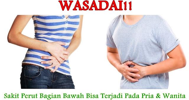 Obat sakit perut bagian bawah